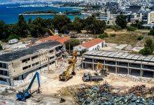 Photo of Μπήκαν οι μπουλντόζες στο Ελληνικό – Ξεκίνησαν εργασίες κατεδάφισης