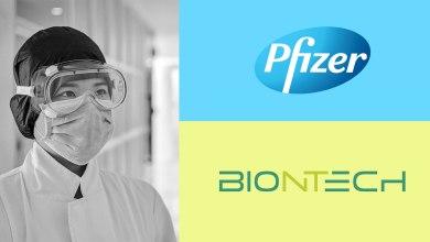 Photo of Pfizer και BioNtech ανακοίνωσαν επιτυχείς δοκιμές στο εμβόλιο για κορωνοϊό