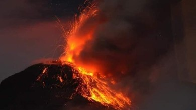 Photo of Sangay: Ισχυρότατη έκρηξη ηφαιστείου στο Εκουαδόρ
