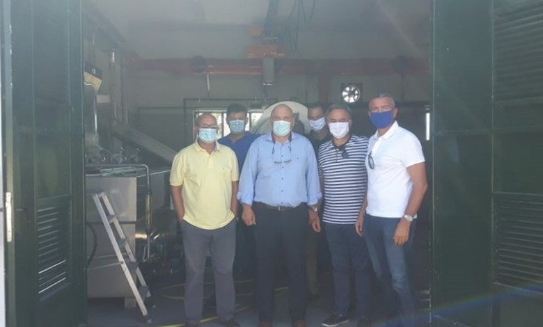 Photo of Ναύπακτος: Ολοκληρώνεται και παραδίδεται το έργο της επέκτασης  του Βιολογικού Καθαρισμού