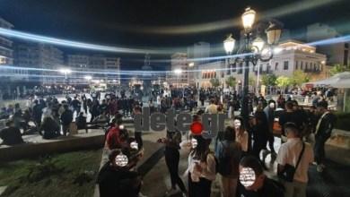 Photo of Πάτρα: Το αδιαχώρητο στην πλατεία Γεωργίου το βράδυ