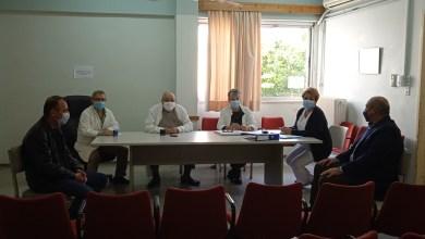 Photo of Γκίζας-Χάρος στην Πρωτοβάθμια Υγειονομική στο ΚΥ