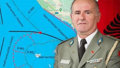 Photo of Αλβανός στρατηγός για την εγκατάσταση ελληνικού στρατού στους Οθωνούς: «Σοβαρή πρόκληση και ανοησία»
