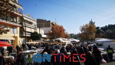 Photo of Lockdοwn: Συνωστισμός σε λαϊκή αγορά στην Θεσσαλονίκη (Βίντεο)
