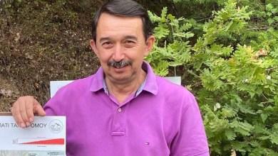 Photo of Θρήνος στην Ναύπακτο: Πέθανε ο πρόεδρος της Ελατούς, Γιάννης Κοτρώτσος