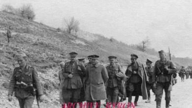 Photo of Η ηρωϊκή μάχη του Ναυπάκτιου ταγματάρχη Αλέξανδρου Αναγνώστου στο Νυμφαίο