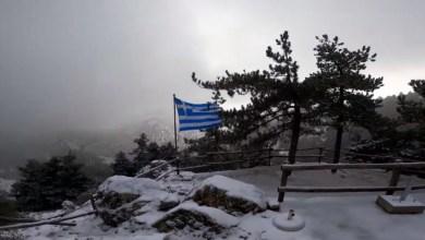 Photo of Έπεσαν τα πρώτα χιόνια στην Πάρνηθα – Στα «λευκά» το καταφύγιο Μπάφι