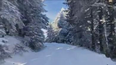 Photo of Βίντεο από το χιονισμένο Καρπενήσι