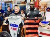 Il Rugby Club Olivos super di misura i Lyons Piacenza in amichevole
