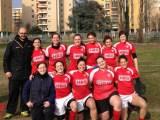 Poker di vittorie per il Rugby Mantova alla sesta tappa di Coppa Italia di Rugby a 7 Femminile