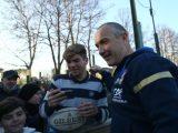 """O'Shea: """"Tetto chiuso? Meglio, siamo qui per mostrare il nostro rugby"""""""