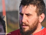 """Rugby Mantova:  la parola al capitano Andrea Giovannoni. """"Il livello del campionato è cresciuto.  Futuro? Sempre a disposizione del Mantova"""