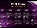Challenge Cup 2018/19, sorteggiati i gironi di Benetton e Zebre