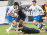 Italia U20, scelto il XV per il match contro l'Australia al World Rugby U20 Championship