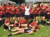 Rugby Frascati Union 1949, Under 16 femminile a testa alta alle finali di Calvisano