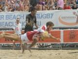 Beach Rugby: Marsiglia e Vienna conquistano la 25 esima edizione del torneo di Lignano Sabbiadoro