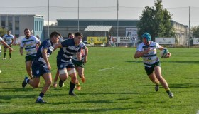 Edilnol Biella Rugby supera l'Accademia Ivan Francescato