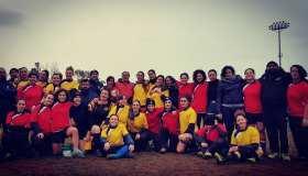 A Tricase l'allenamento Femminile del XV del Comitato Pugliese