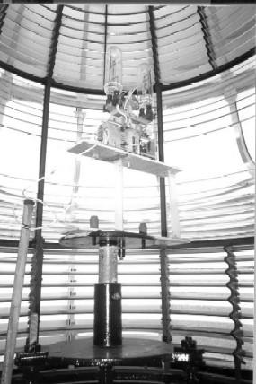 The Fresnel Lens Cape Hatteras National Seashore U S