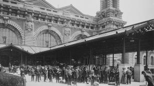 Image result for Ellis Island