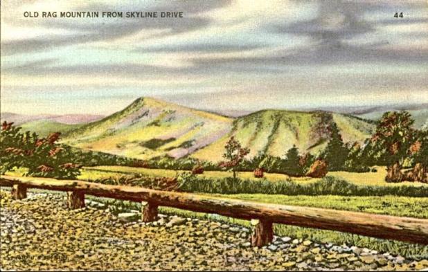 Image result for Old Rag postcard