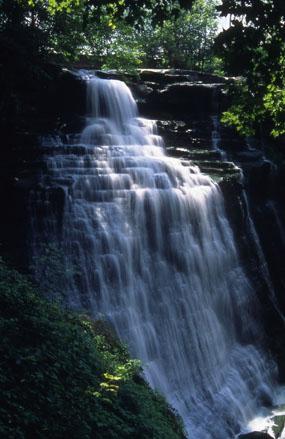 Brandywine Falls Cuyahoga Valley National Park U S