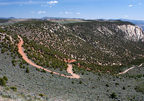 Places to Go: Harpers Corner Area - Dinosaur National ...