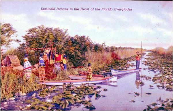 Indian Tribe Florida Ais