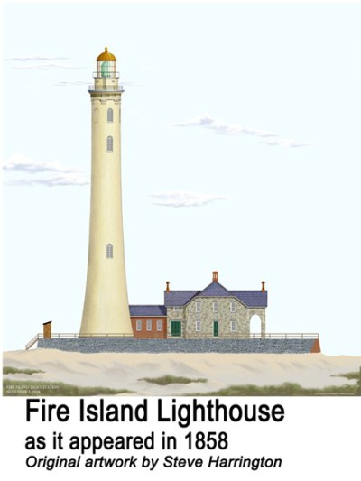 History of the Fire Island Lighthouse - Fire Island ...