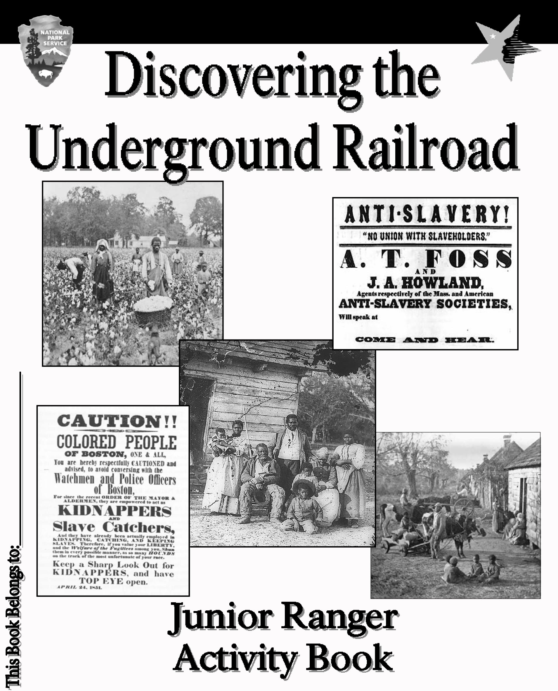Gpo Bookstore Clearance Sale Underground Railroad For Kids