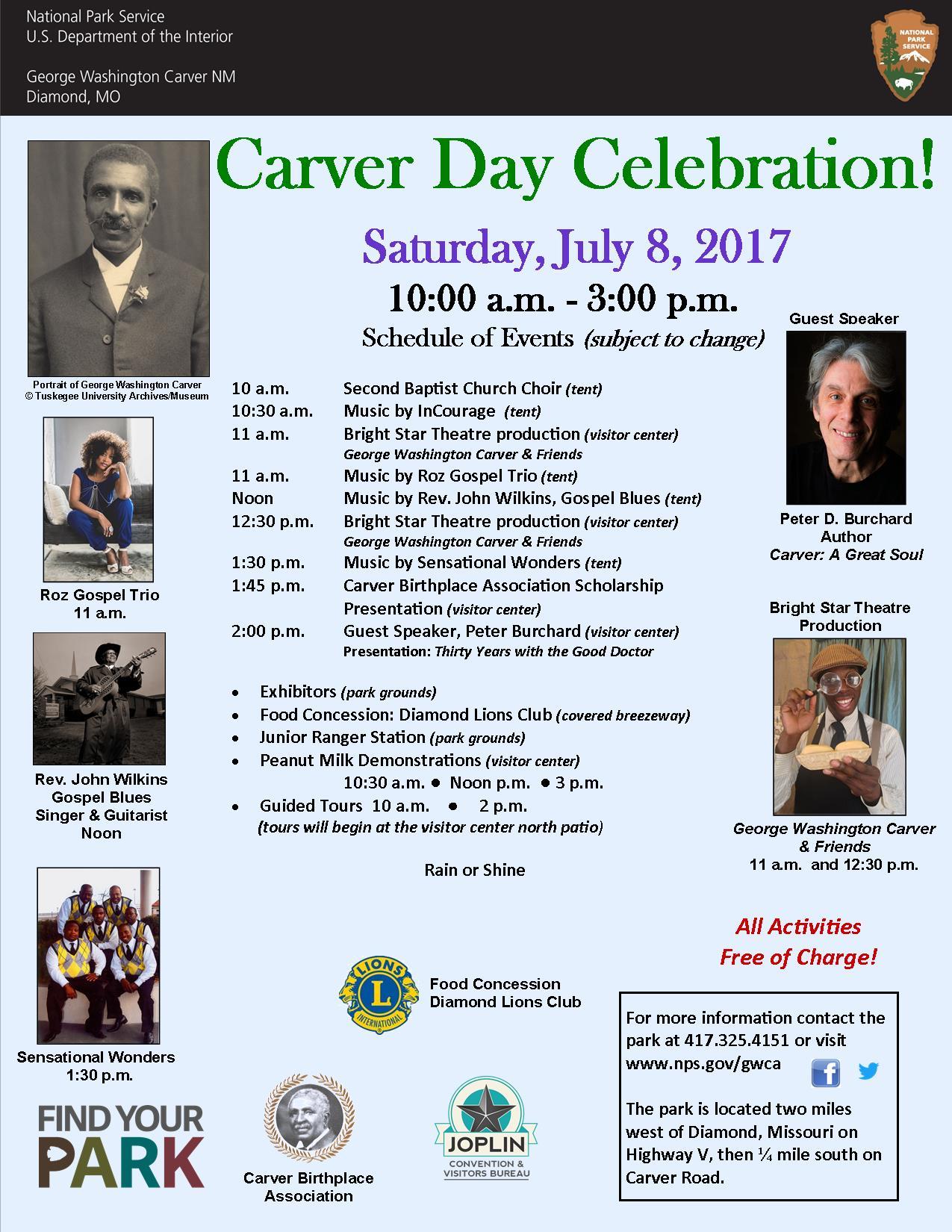 Carver Day