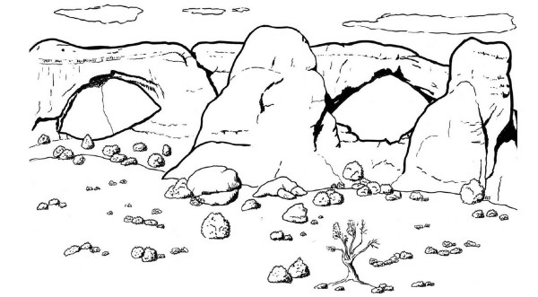 rock coloring pages # 2