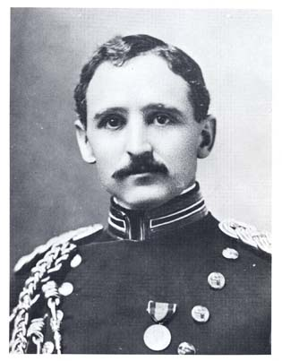 Superintendent Colonel Spencer Cosby, US Army