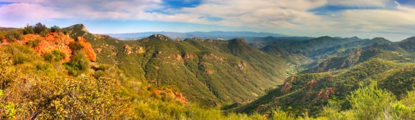Santa Monica Mountains Recreation Area---American Latino Heritage: A Discover Our Shared Heritage Travel Itinerary
