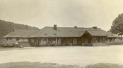 Southern Railway Passenger Depot Biltmore Depot