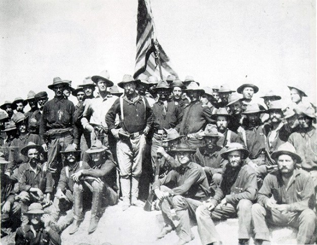 Rough Riders on San Juan