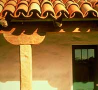 repair of historic clay tile roofs