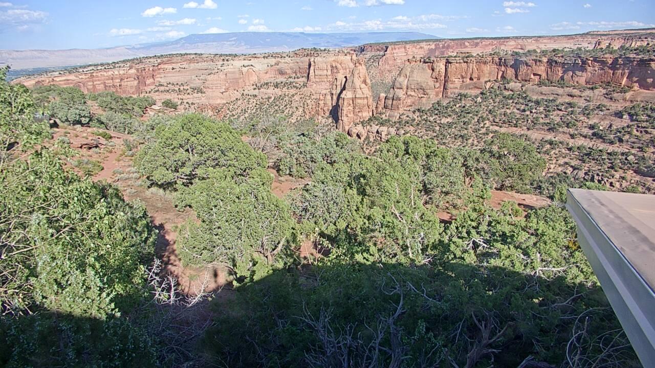 Colorado National Monument Air Quality Camera