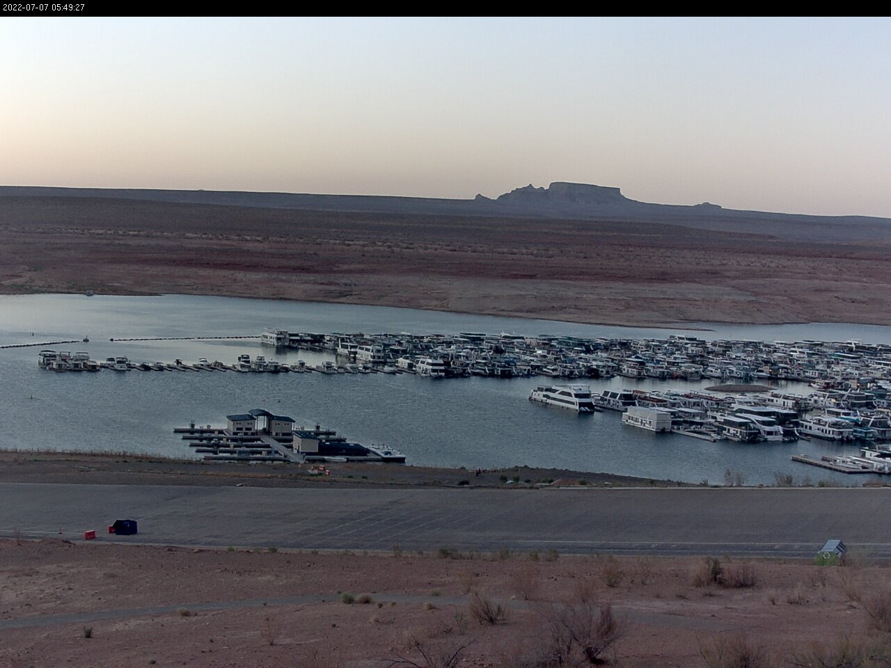 Glen Canyon National Park Air Quality Camera