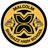 Image result for malcolm x shabazz hs bulldogs