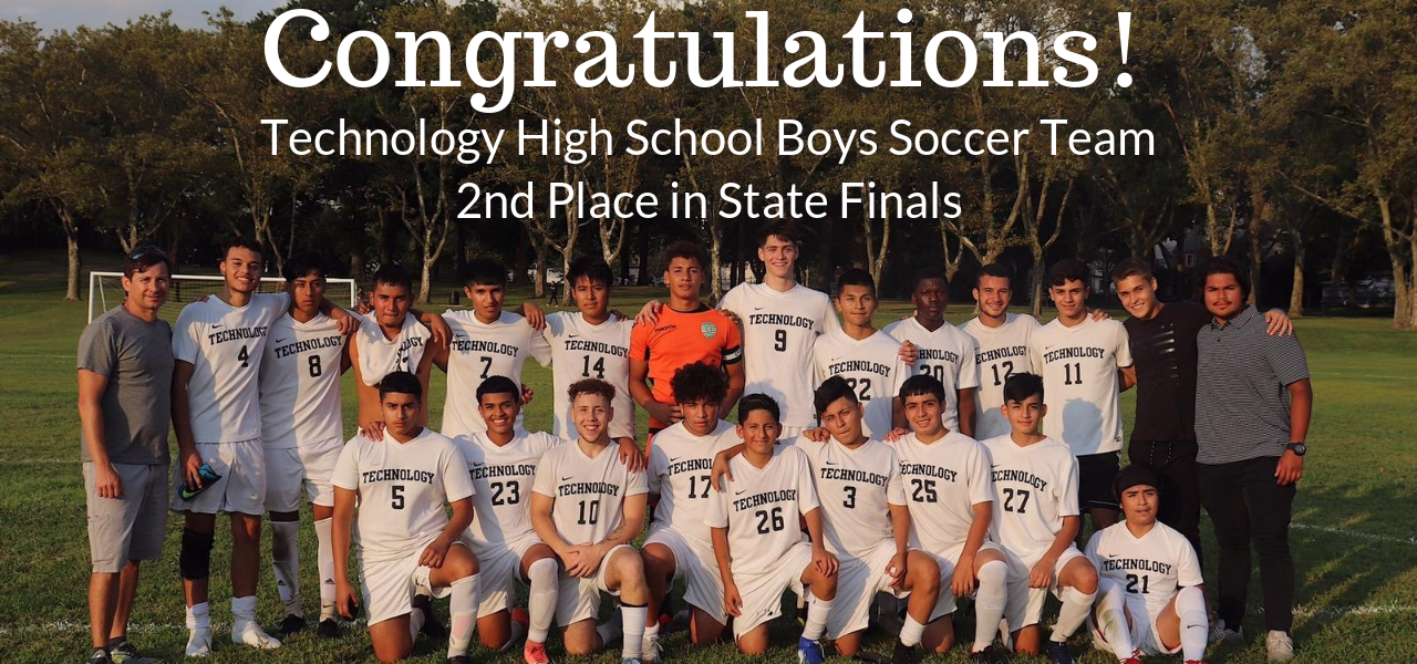 Boys Soccer Team Place