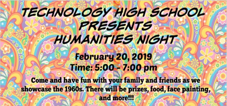 Humanities Night _2