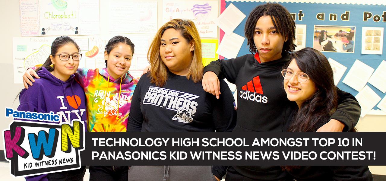 PanasonicsKidsWitnessNewsTechnologyHS2018