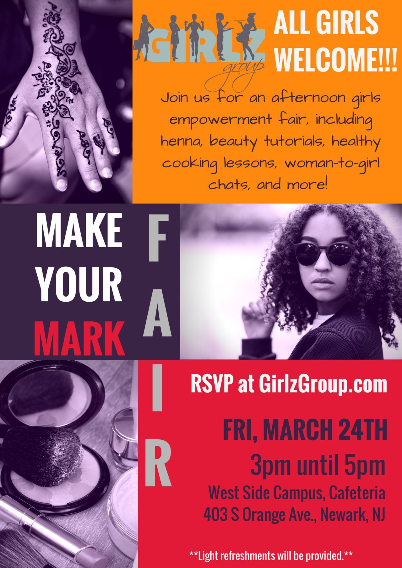 Make Your Mark Flyer