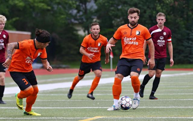 Cleveland SC Move To Top Of Conference Table With Win Over - Conference table football