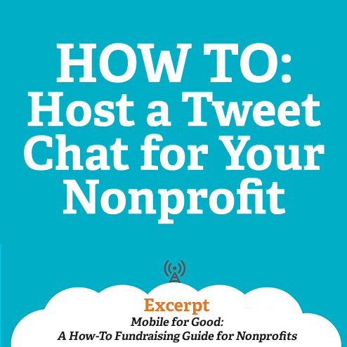 HOW TO: Host a Tweet Chat for Your Nonprofit