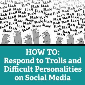 trolls on social media square nonprofits