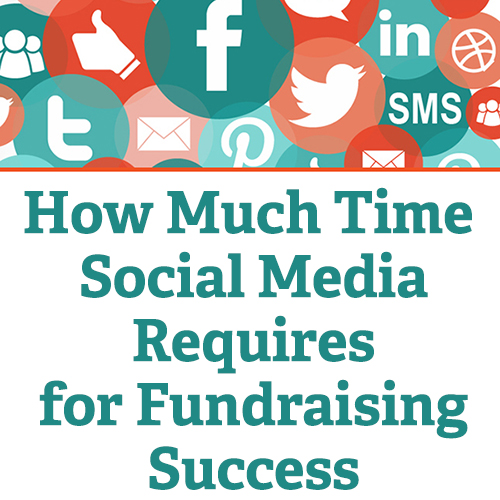 How Much Time Social Media Requires for Fundraising Success