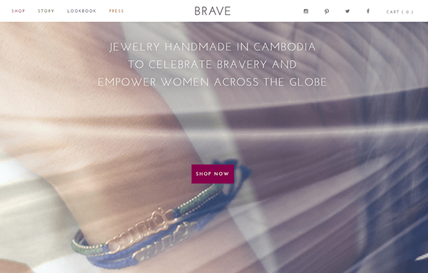 Brave Collection Store