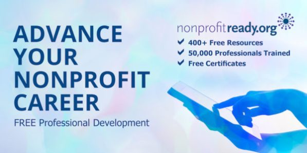 5 Essential Free Online Courses for Nonprofit Professionals